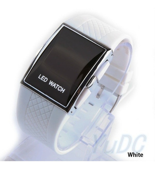 Relógio Masculino De Pulso Digital Led Watch Unissex Luxo