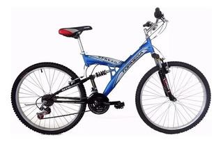 Bicicleta Cross Mega Doble Suspension Rodado 20 Nene Nena Varon Mujer La Mas Top ! Cross Bmx - Happy Buy + Regalo !