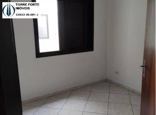 Imagem 1 de 12 de Apartamento Com 3 Dormitórios, 1 Suíte  E 2 Vagas Em Santo André - 2657