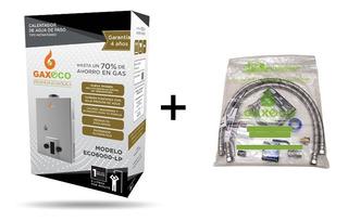 Calentador De Paso Gaxeco-6000 Lp O Natural +kit Instalación