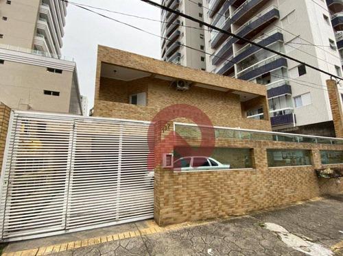 Imagem 1 de 15 de Casa Com 2 Dormitórios À Venda, 65 M² Por R$ 320.000 - Canto Do Forte - Praia Grande/sp - Ca0285