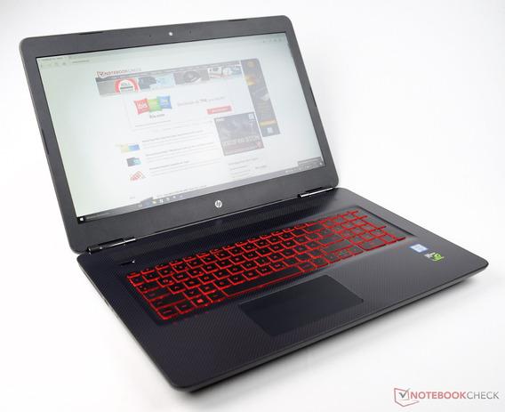 Notebook Gamer Hp Omen W200 17 I7 7700hq 32gb Leia Anuncio