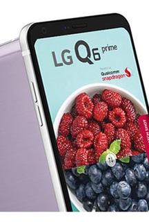 Lg Q6 Prime 4g Reconocimiento Facial 32gb Cristal De Regalo
