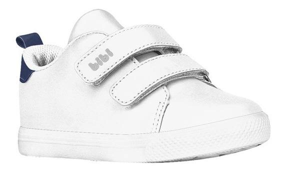 Tênis Infantil Bibi Agility Mini Unissex Branco- 1046212