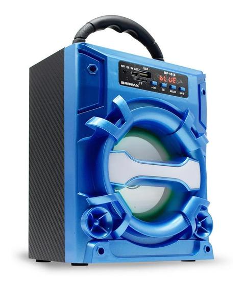 Caixinha Som Amplificada Portátil Mp3 Usb Micro Sd Rádio Fm