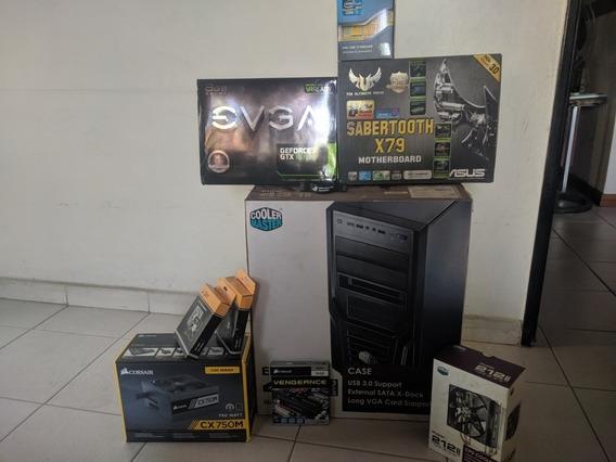 Pc Gamer Gtx 1070 Intel I7 16gb Ram