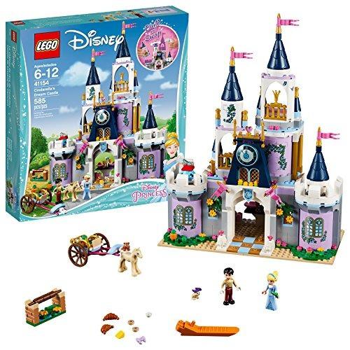 El Castillo De Los Sueños De Lego Disney Princess Cinderella
