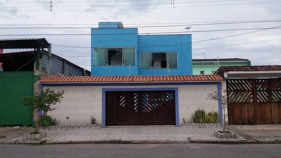 Casa Com Piscina 4 Dormitórios Agenor De Campos - 3845