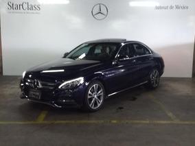 Mercedes-benz C Class 4p C 200 Sport Plus L4 2.0 T Aut