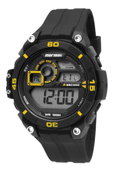 Relógio Digital Mormaii Mo2019/8y