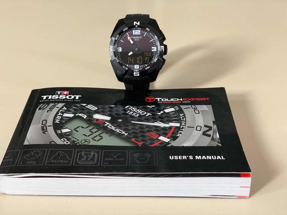 Relógio Tissot Touch Solar