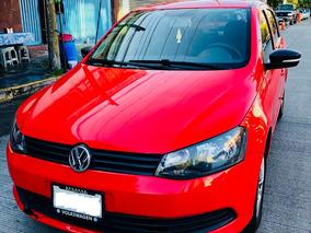 Volkswagen Gol 1.6 Gl Paq. Seguridad Mt 2013