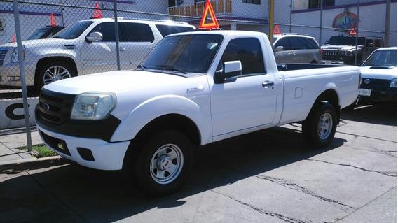 Ford Ranger Pickup Xl L4 5vel Largo Aa Mt 2010