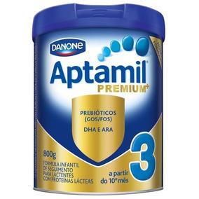Aptamil Premium 3 Lata De 800. Val. 03/2020.