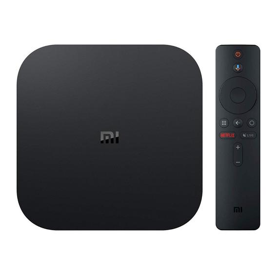 Xiaomi Mi Box S 4k Android Tv Global Lacrada - 12x Sem Juros