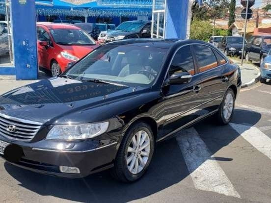 Hyundai Azera 3.3 Mpfi Gls Sedan V6 24v Gasolina 4p At