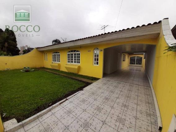 Casa Comercial Para Locação - Ca0051