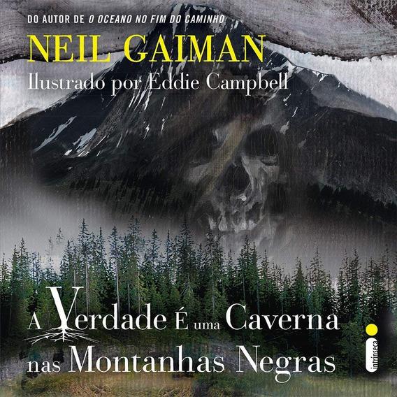 Livro A Verdade É Uma Caverna Nas Montanhas Negras