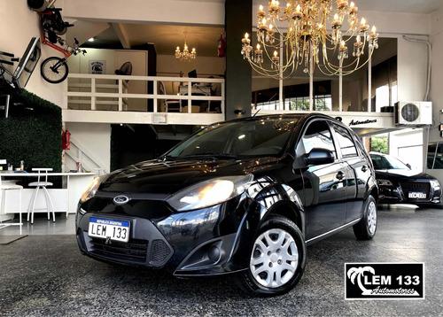 Ford Fiesta One Ambiente Plus 1.6n Excelente, Anticipo $
