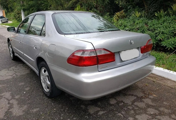 Honda Accord 3.0 Exrl V6 At 1999