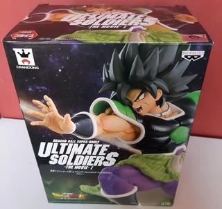Dragon Ball Super Broly Banpresto Original Ultimate Soldiers