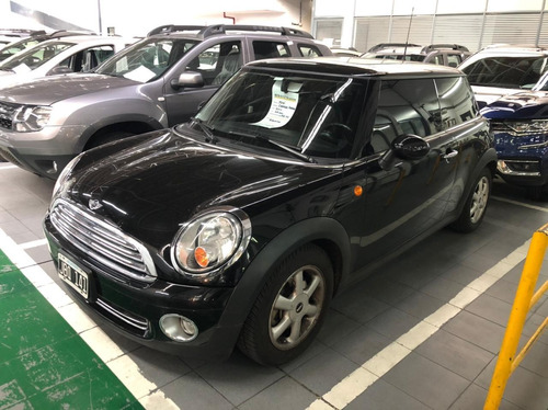 Mini Cooper 2010 1.6 Pepper Automatico