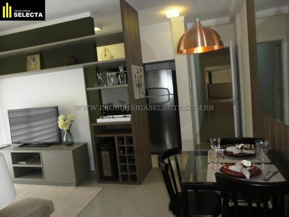 Apartamento 1 Quarto(s) Para Venda No Vittoria Residence, Bairro Jardim Redentor Em São José Do Rio Preto - Sp - Apa1124