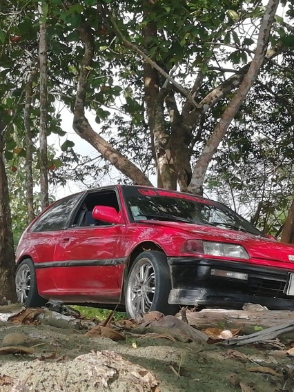 Honda Civic América