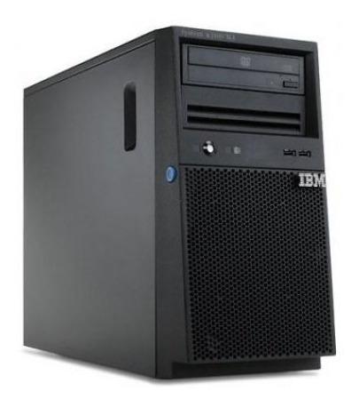 Servidor Ibm System X3100 M4 3.1 Ghz 8 4/500-500g