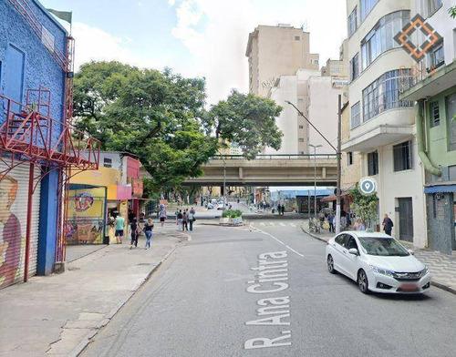 Imagem 1 de 6 de Apartamento Com 1 Dormitório À Venda, 37 M² Por R$ 480.000,00 - Santa Cecília - São Paulo/sp - Ap51723