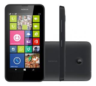 Smartphone Nokia Lumia 630 Dual Chip 3g 8gb | Vitrine