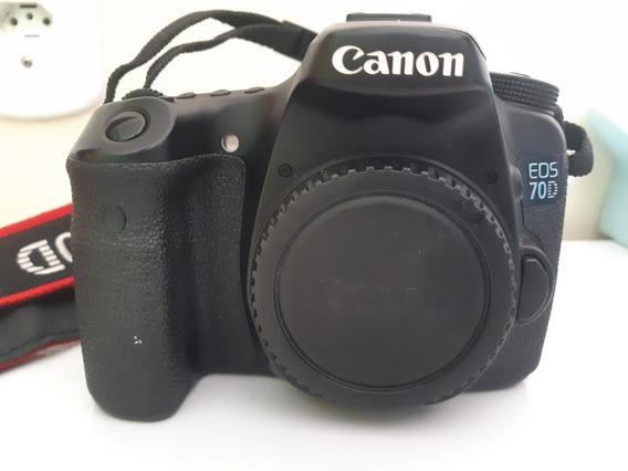 Impecavel 70d Canon