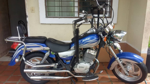 Moto Marca Quipai, 250cc, Modelo Shopper