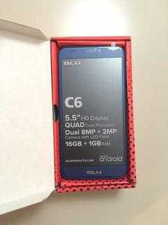Teléfono Blu C6