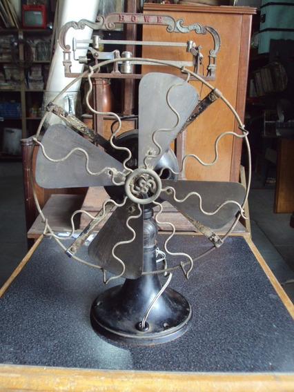 Antiguo Ventilador De Mesa Siemens Schucker 32cmø