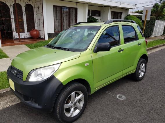 Daihatsu 1998, Terios, 4x2, Verde