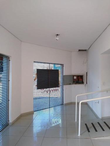 Salão Para Alugar, 157 M² Por R$ 3.500/mês - Ipiranga - Ribeirão Preto/sp - Sl0248