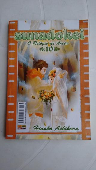 Sunadokei Nº 10 - O Relógio De Areia - Editora Panini - 2010
