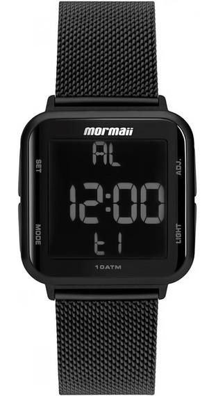 Relógio Feminino Digital Mormaii Mo6600ag/8p