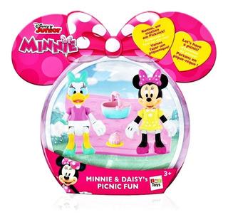 Minnie Y Daisy Muñecas Picnic Fun Set