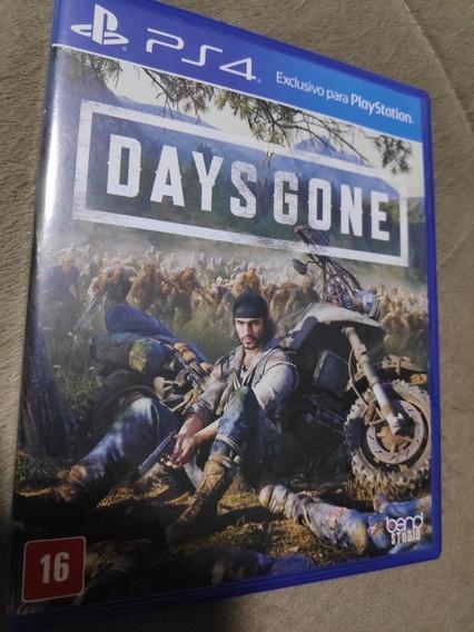 Days Gone Ps4 - Mídia Física