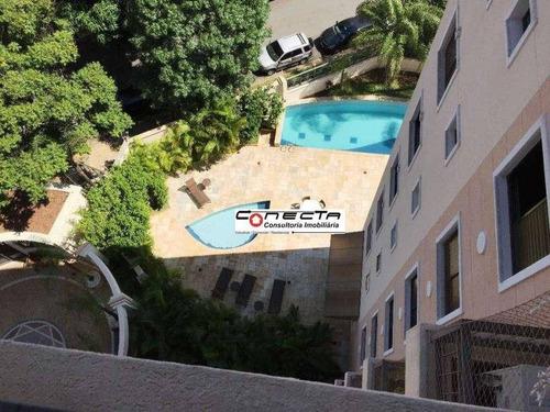 Imagem 1 de 18 de Apartamento  Residencial À Venda, Cambuí, Campinas. - Ap0228