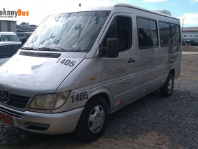 Mercedes-benz Sprinter Cdi 313 Executiva Ano 2005 Johnnybus