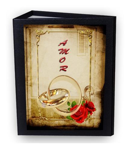 Álbum Casamento Rosa Natural 10x15 - 240 Fotos + Brinde*