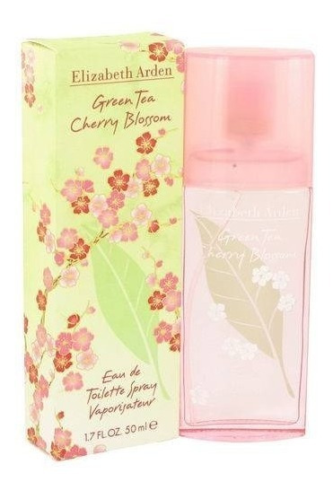 Green Tea Cherry Blossom Elizabeth Arden Perfume 100ml