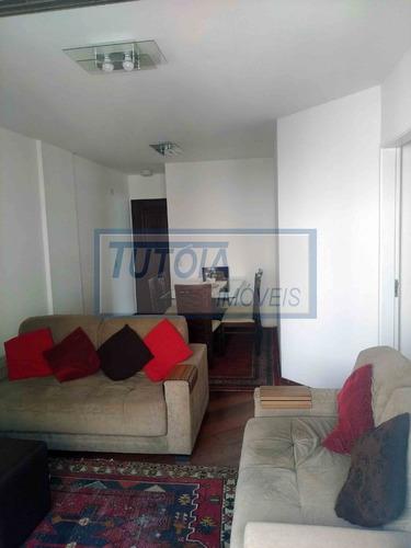 Apartamento Para Venda Chácara Klabim, São Paul - 21003-e - 34824125