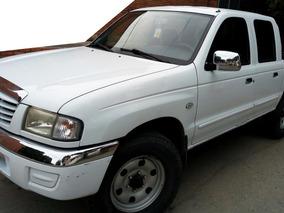 Camioneta Mazda Modelo B2600 4x4 Doble Cabina Pickup