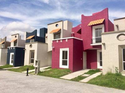 Casa En Tizayuca Hidalgo