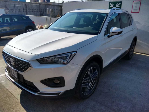Seat Tarraco Xcellence Color Blanco Mod 2019