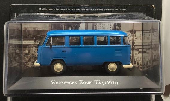 Volkswagen Kombi T2 1976 1/43 Ixo
